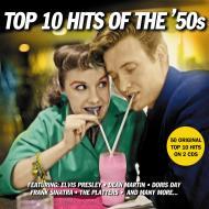 Top 10 hits of the '50s: 50 origina