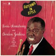 Satchmo in style (Vinile)