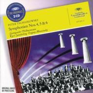 Symphonien nr.4,5 & 6 (sinfonie n.4, n.5, n.6)