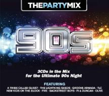 Party mix - 90's