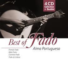 Best of fado _ alma portyughesa (4cd)