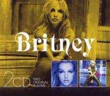 In the zone/britney 2 cd slipcase