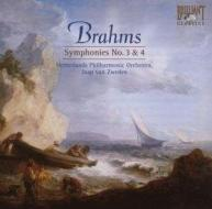 Brahms - sinfonie nn. 3-4