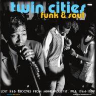Twin cities funk & soul- lost r&b groove (Vinile)