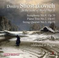 Sinfonia n.9 op.70, trio n.2 op.67, quar
