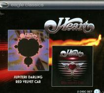 Jupiters darling/red velvet car