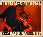 De André canta De André (CD+ DVD)