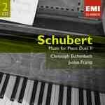 Music for piano duets ii