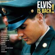Elvis is back! (vinyl yellow) (Vinile)