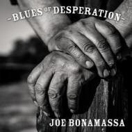 Blues of desperation-cd