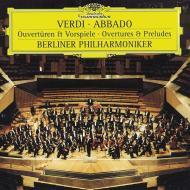 Ouvertueren und vorspiele (berliner philharmoniker feat. conductor: claudio abbado)