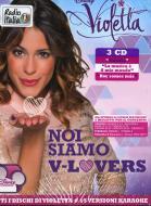 Violetta. Noi siamo V-lovers (3 CD)