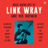 Great guitar hits by link wray and his wraymen [lp] (Vinile)