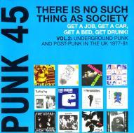 Punk 45 in the UK 1977-1981 vol. 2 (Vinile)