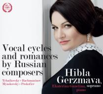 Vocal cycles and romances by russian com
