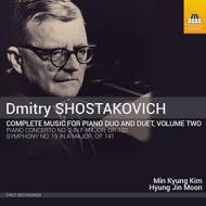 Musica per duo pianistico (integrale), v
