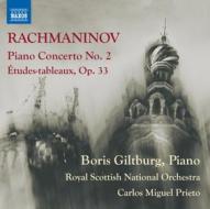 Concerto per pianoforte n.2 op.18, étude