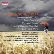 Sinfonia n.2, n.5 quartetti per archi, opere per pianoforte, sestetto