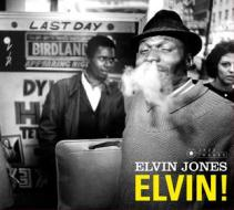 Elvin! (+ keepin' up with the joneses)