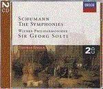 The symphonies (ouverture scherzo e finale - giulio cesare)