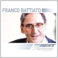Battiato franco - franco b.: the best of platinum