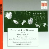 Violin concertos / david oistrach-i
