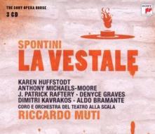 Spontini- la vestale (sony opera house)