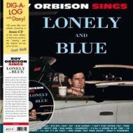 Lonely and blue (lp 4 bonus tracks+cd) (Vinile)