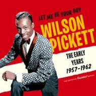 Let me be your boy - the early years, 1957-1962