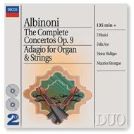 The complete concertos op.9 & adagio
