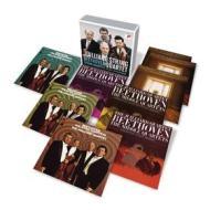 Juilliard string quartet the beethoven quartet (box 9 cd)