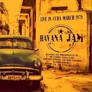 Havana jam, cuba march 1979
