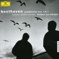 Symphonies n.5 & 7 (sinfonie n.5, n.7)