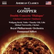 Double concerto ''dialogue'', concerto per clarinetto, sunburst