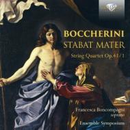 Stabat mater g532, quartetto per archi n.1 op.41 g214
