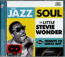 The jazz soul of little stevie (+ tribute to uncle ray)