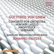 Concerto per orchestra op.40, hunyady laszlo op.59, serenata op.10, nachtstuck