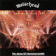 No sleep 'till hammersmith