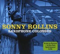 Saxophone colossus (2cd)