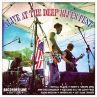 Alive at the deep blues fest
