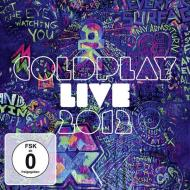 Live 2012 -cd+dvd-
