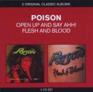 Box-flesh and blood / open up and say aaah