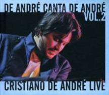 De André canta De André vol. 2 (CD+ DVD)