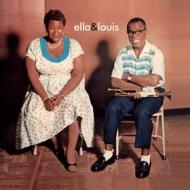 Ella and louis (limited edt. yellow vinyl) (Vinile)