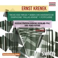 Sinfonia op.137 ''pallas athene'', 7 pezzi per orchestra op.31, potpourri op.54