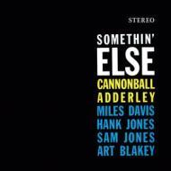 Somethin' else (limited edt.orange vinyl) (Vinile)