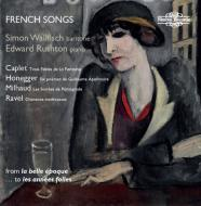 French songs from la belle epoque to les annees folliies - liriche da camera