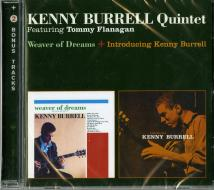 Weaver of dreams (+ introducing kenny burrell)