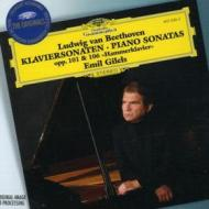 Piano sonata opp.101 & 106 (sonate per pianoforte n.28, n.29)