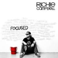 Richie campbell-focused    cd